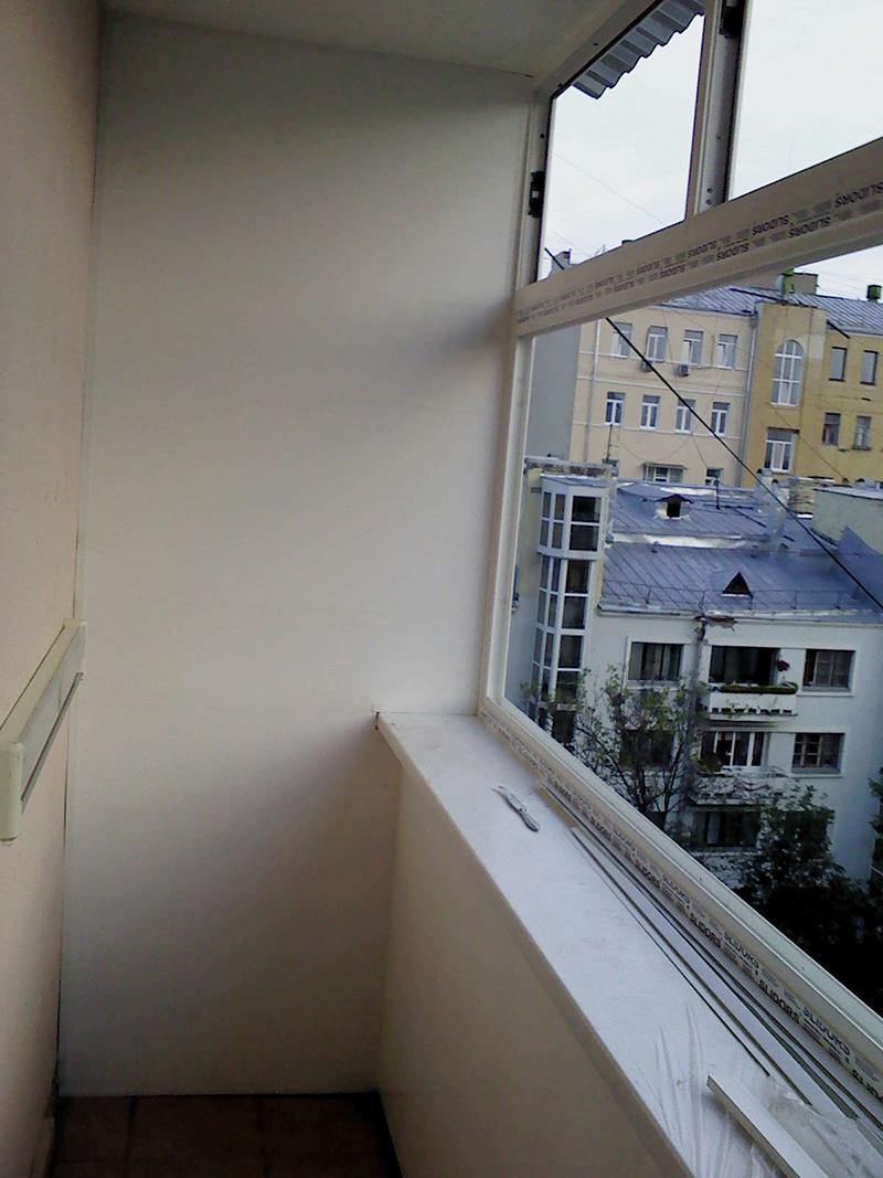 Остекление балконов,выносные рамы, нестандартные конструкции Фото №2