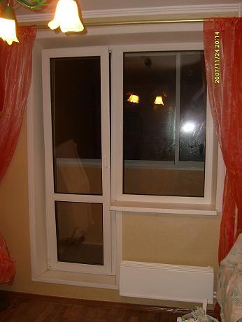 пластиковые окна для лоджий